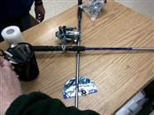 WORM GEAR Fishing Rod & Reel SOUTH BEND ROD AND REEL